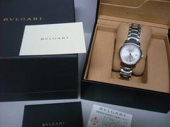 ブルガリ  超美品  稀少  ST35ソロテンポ メンズ 時計