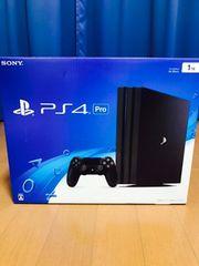 PlayStation4 Pro JetBlack 1TB プレイステーション4プロ