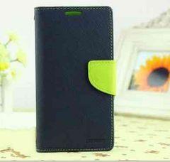 新品 iPhone7 plus iPhone8 plus用 手帳型ケース ネイビー�A