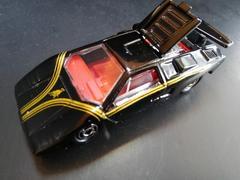 希少1978年製黒箱トミカランボルギーニカウンタックLP500