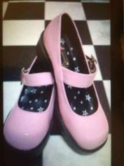 新品 レディースシューズ  pink ピンク おしゃれ 23.5�p くつ 靴