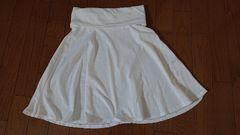 2wayホワイトスカート