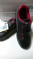 送料込★ケイゾック安全靴[KZS‐1300]黒26cm