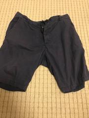 34インチ!H&Mの半ズボン