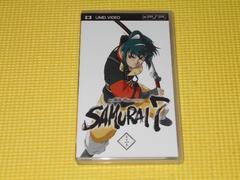 PSP★サムライセブン 第二巻
