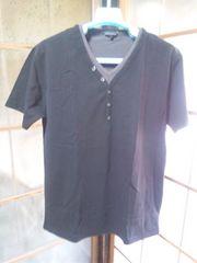 重ね着風 Tシャツ 半袖L 未使用