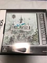 ファイナルファンタジーIII 3DS