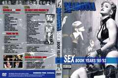 Madonna Erotica & SEX BOOK 保存版!1990-1993 3DVD マドンナ