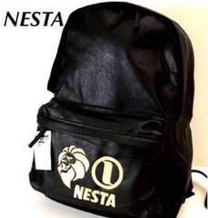 ■新品■ NESTA.ネスタ、リュック Dバック