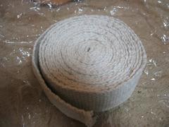 耐熱断熱 セラミック バンテージ 50�_幅5m巻き 未使用