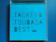 タッキー&翼 2枚組 タキツバベスト DVD付