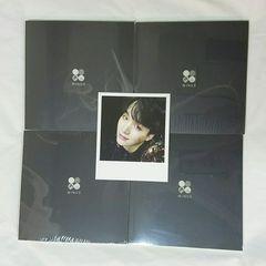 防弾少年団 BTS WINGS 未再生CD SUGA バージョン選択可