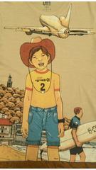 準美品¶UNIQLO[ユニクロ]★UT「松本大洋」コラボTシャツ M/送料\90〜
