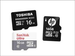 無料配送有り:microSDHC 16GB クラス10