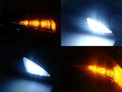 フットランプ交換式LEDミラーカバー ストリーム RN6RN7RN8RN9