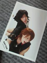 KAT-TUN★赤西仁&上田竜也【公式写真】