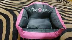 ペットベット ピンク×グレー Sサイズ