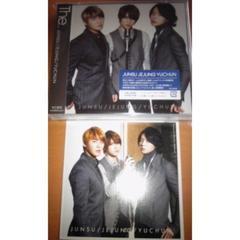 JYJ 東方神起 CD+DVD 初回限定 ジャケカ付き The... アルバム