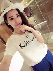 《新品》ロゴTシャツ ホワイト Lサイズ