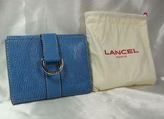 ◆本物確実正規未使用ランセル 折り財布