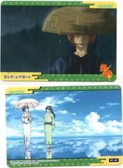 銀魂'かぶき町絵札コレクション★エンディングカード K1-41