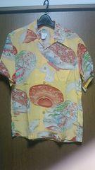 LaLaKaiシルクアロハシャツ