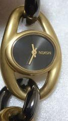ニクソン/NlXON チェ−ン.鎖式腕時計