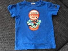 ダブルB半袖Tシャツ120センチ