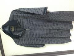 新品同様ジャンフランコフィレ半袖ジップシャツ52