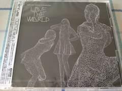 新品未開封 初回盤 Perfume LOVE THE WORLD 切手払いOK 切手払OK