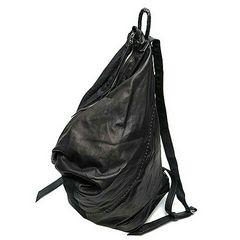 新品KMRIIケムリ Triangle Backpack