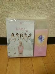 KARA K5J香水&DVD 新品