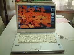 すぐ使える Vista SP2 マルチ 無線 FMV-NF50U Office2007入