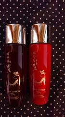 韓国 発酵紅人参&ガラクトミセス化粧水&乳液(美白・ハリ・保湿・キメ)