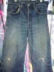 リーバイス503BビッグEセルビッチ色落ちジーンズ