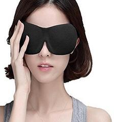 新品送料無料◆3Dソフトアイマスク睡眠安眠疲労回復遮光旅行