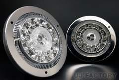 ★汎用 クリスタル/LEDテールランプ 12V 激光
