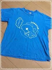 水色/そらやん半袖Tシャツ/Mサイズ