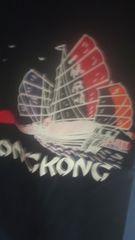 HON KONG tシャツ黒