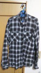 最終出品B&Cシャツ黒灰白Lサイズ キムタク着用同型色違い