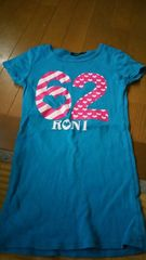 ロニィ ティシャツ L 水色