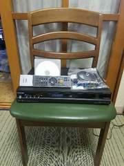 10年!完動美品!W録320G!東芝HDD/DVDレコーダーRD-S302セット
