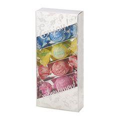 アマイワナキャンディ型*フレグランス入浴剤★4種セット未開封
