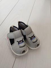 バイキンマン靴12.5