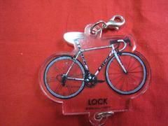 レア限定 弱虫ペダル 真波山岳用自転車 つながるアクリルチャーム  未使用