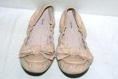 ミュウミュウ/MIUMIU レディス靴 36 1/2 813326-151