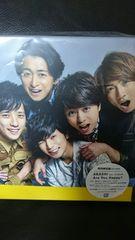 【送料無料!】嵐 Are you HAPPY?初回限定版 CD