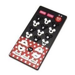 ☆地デジ対応大ボタン型テレビリモコン ミニー R-D01MN