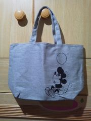 deicy/デイシーミッキーマウス 巾着つきトートバッグ/送140円