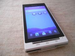 即決◆au IS04/TSI04 ホワイト REGZA Phone 中古 スマホ